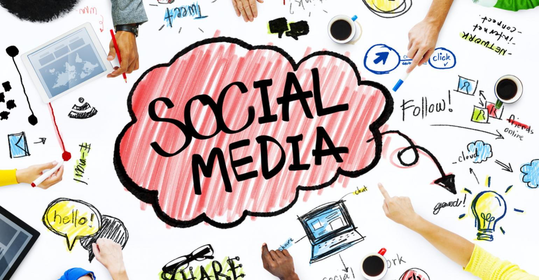 Social Media network share