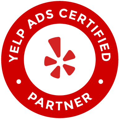 Certified Yelp Ads Partner